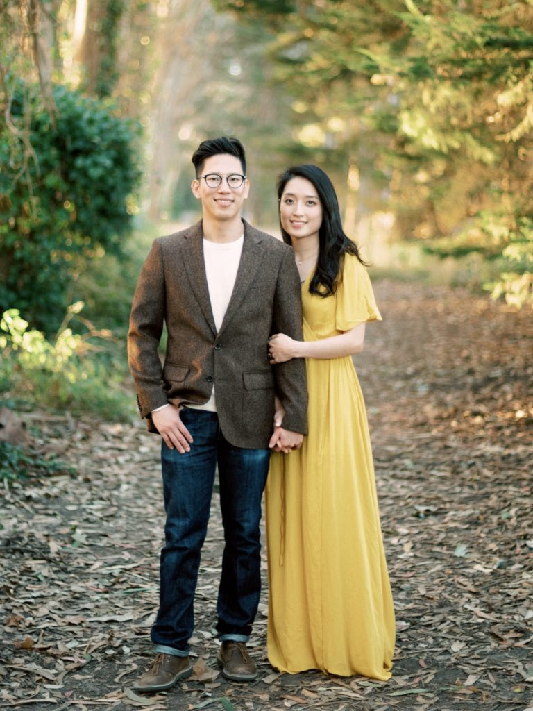 Dr Judy Choi with her husband (Oral Surgeon) Dr. Michael Oh.