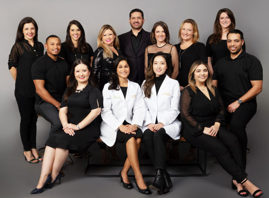 Doctors and Staff at Walnut Central Orthodontics